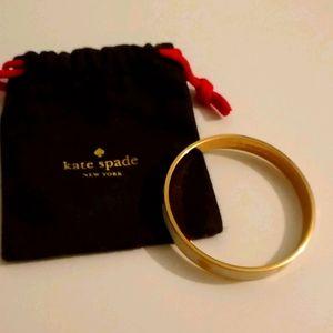KATE SPADE Bangle with dust bag